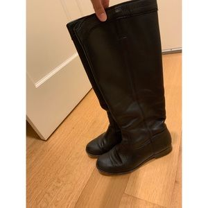 Frye leather boots (7.5)